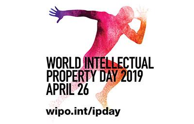 World IP Day 2019 logo
