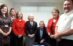 Fife MSPs visit award-winning innovate business