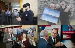 The Scottish Knowledge Exchange Awards 2018 collage photo
