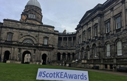Scottish Knowledge Exchange Awards campus photo