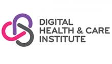 The Digital Health & Care Institute logo